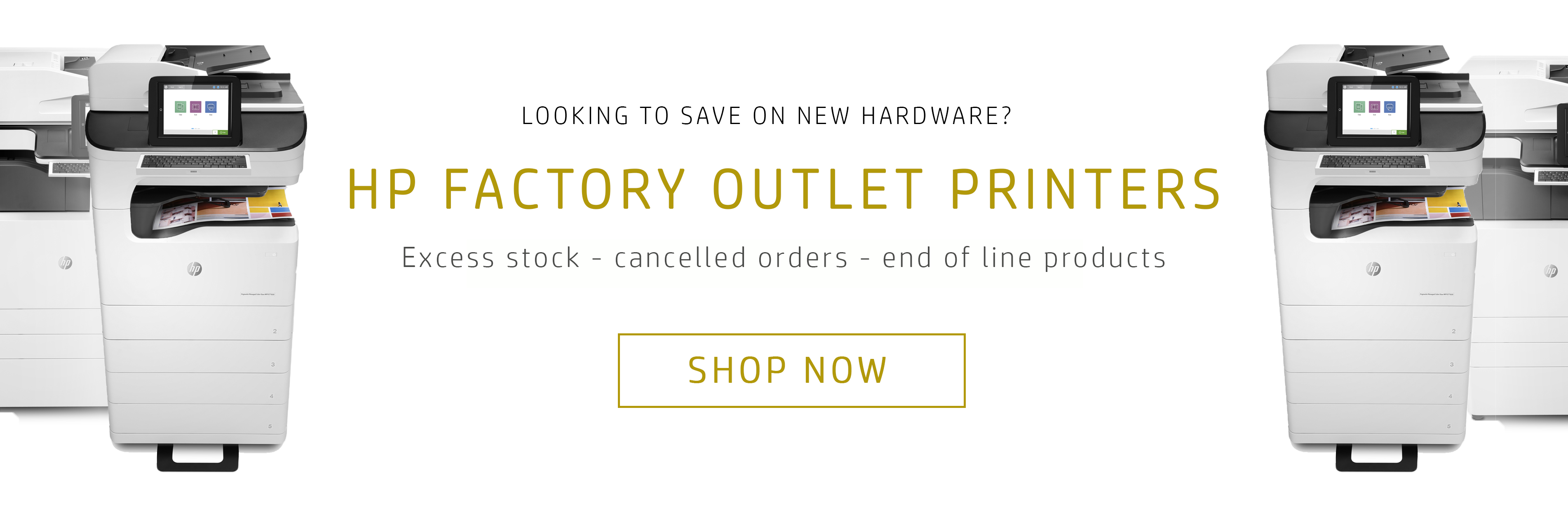 Hp factory outlet gold