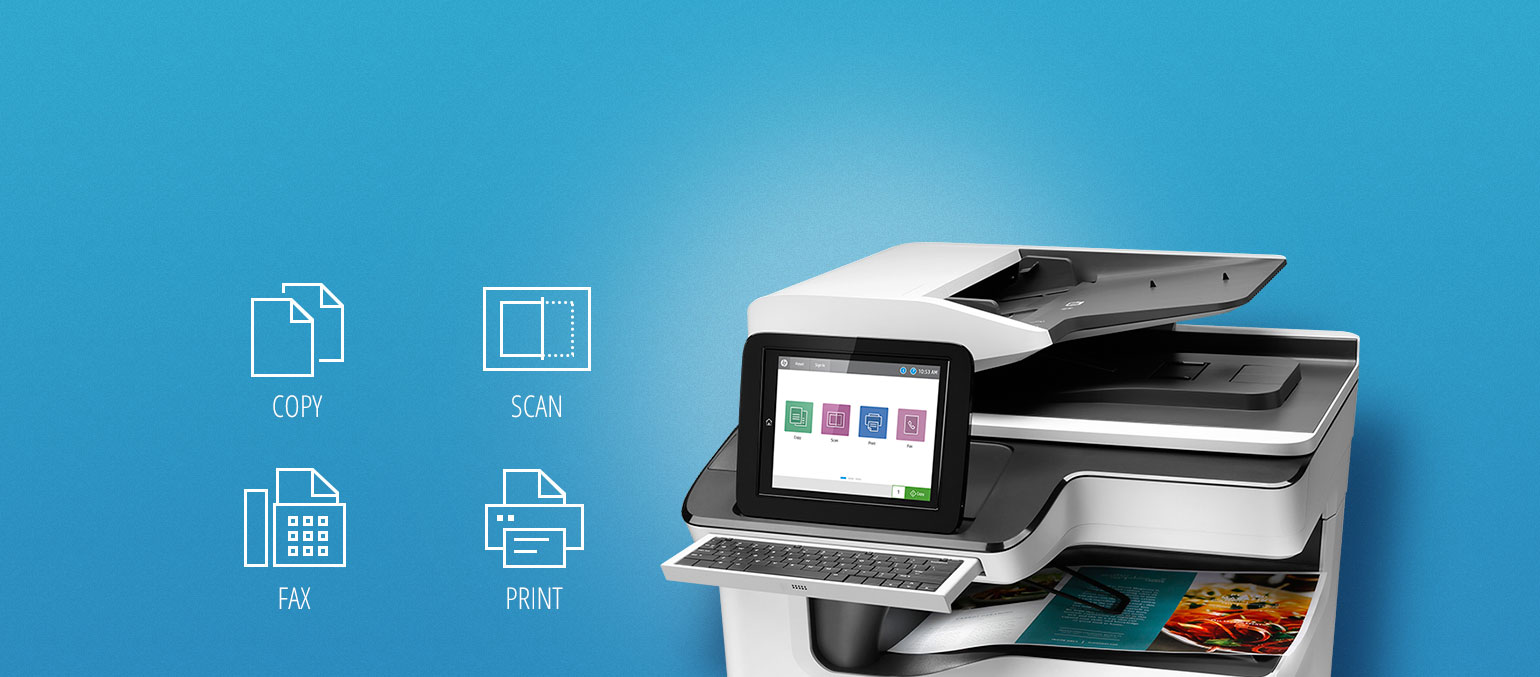 PageWide printers & MFP's