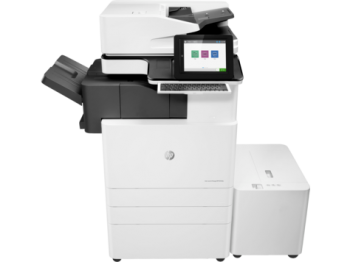 HP Colour LaserJet Managed MFP E87640 Series