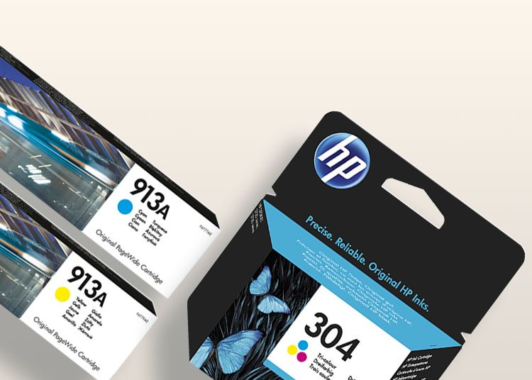HP Ink & PageWide Supplies