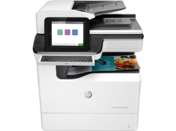 HP PageWide Managed Colour MFP E77650 Series